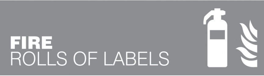 Fire Safety Labels