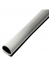 Pole Steel - Grey 3 Metre x 76 mm