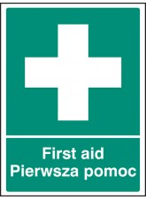 First Aid (English / Polish)