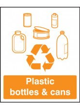 Plastic Bottles & Cans Recycling